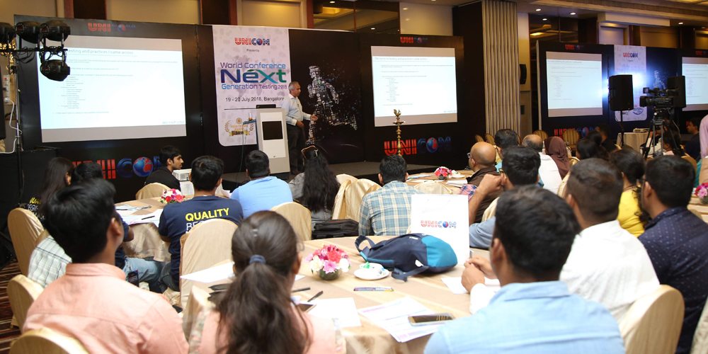 Software Testing Conference Bangalore 2019| Biggest Testing